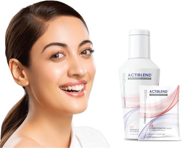 Actiblend - Intense Hydration Serum & Mask