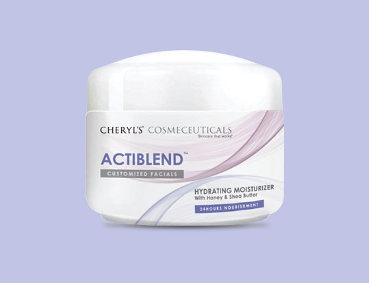 Actiblend - Hydrating Moisturizer