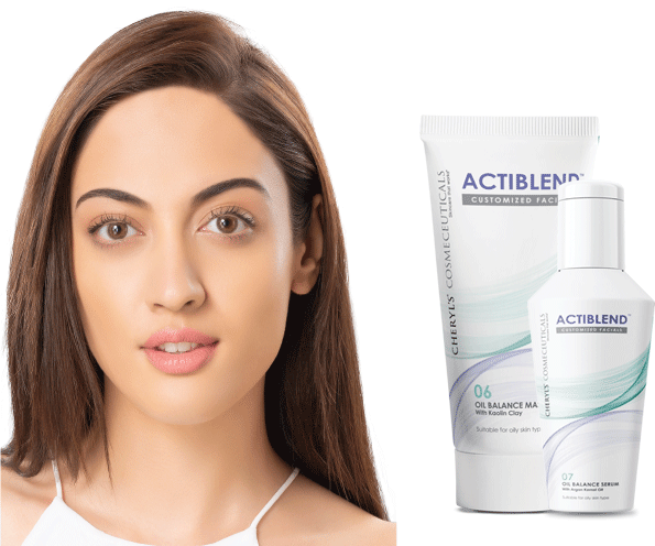 Actiblend - Oil Balance Serum & Mask