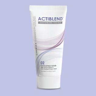 Actiblend - Step 2 - Deep Clean Scrub